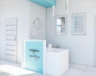 salon kosmetyczny lada