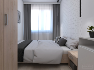 19 Sypialnia