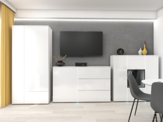 sciana-z-betonu-salon